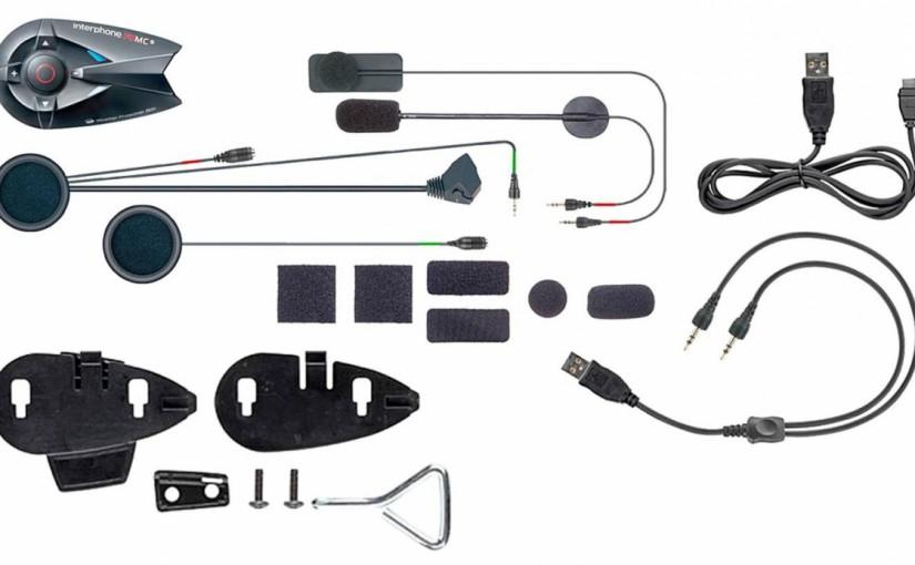 Inbouwen Interphone F-series