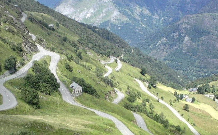 Spannende motorreizen: De Pyreneeën