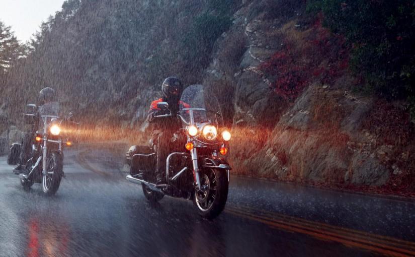 regenkleding motor header regen