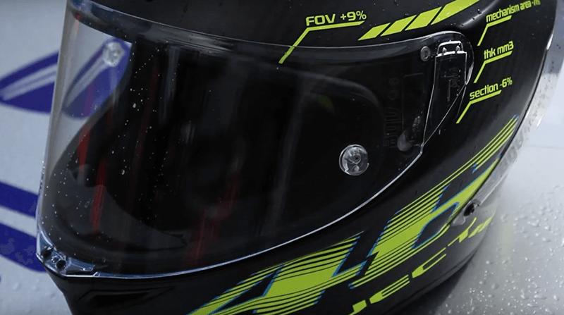 AGV Pista GP racehelmen