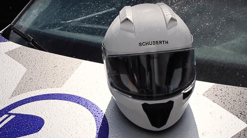 Schuberth SR2 motorhelm