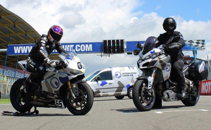 motorhelmentest motorkledingcenter