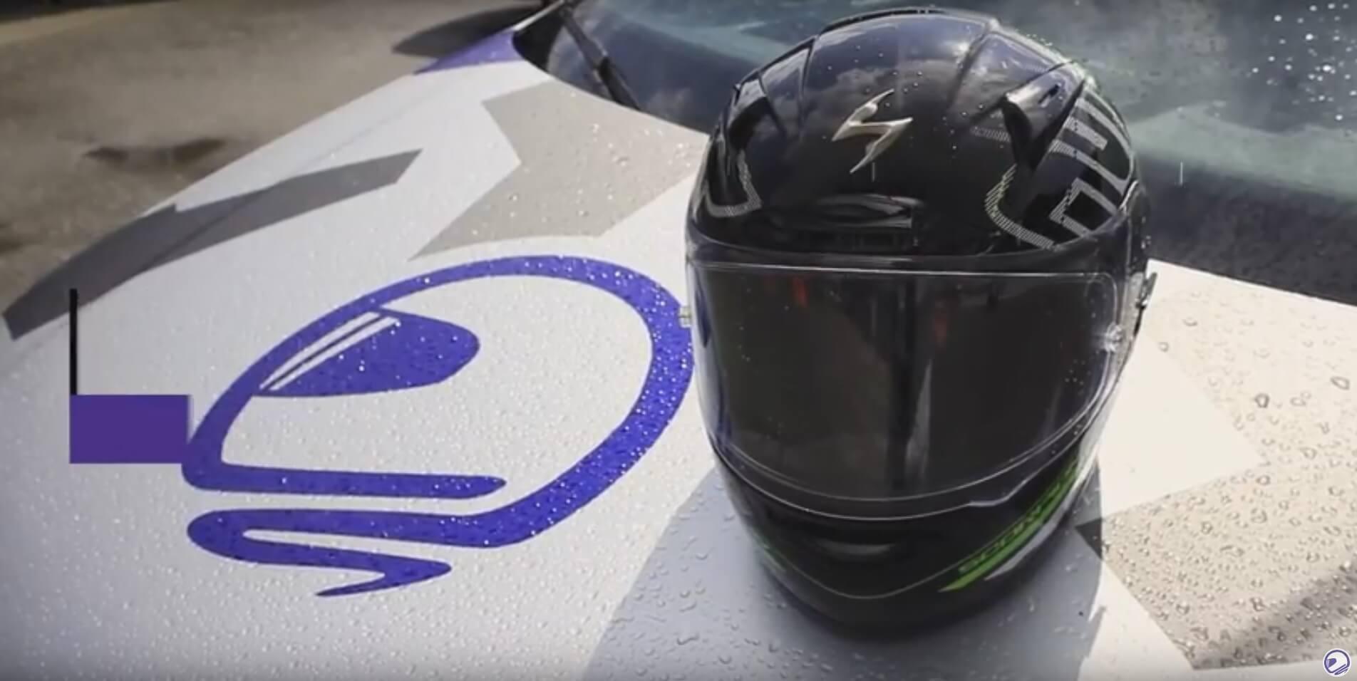 Scorpion EXO-2000 EVO AIR racehelmen