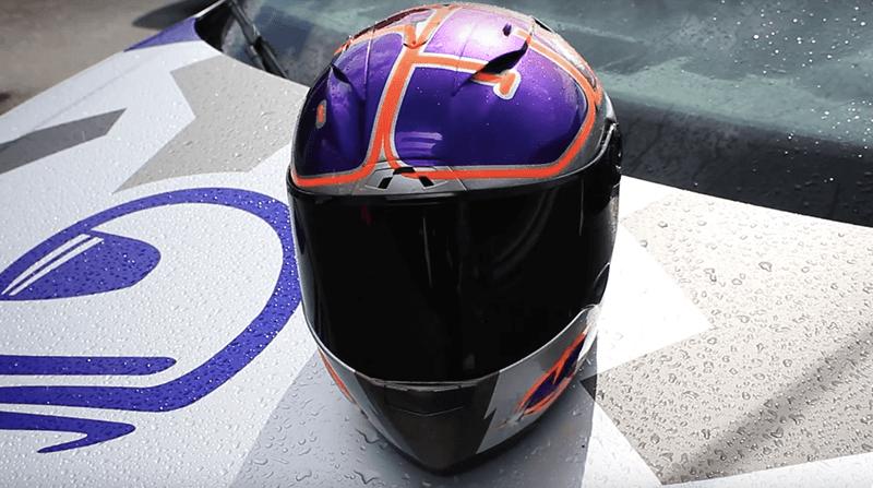 Shark RACE-R PRO racehelmen