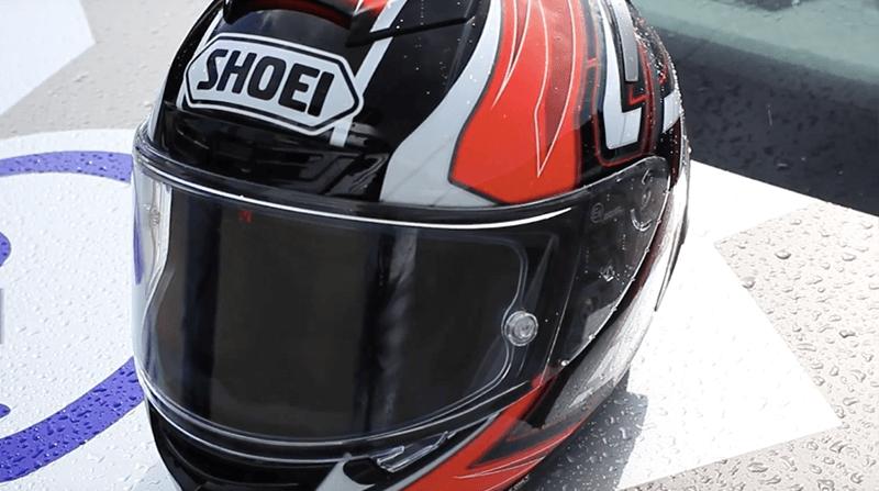 Shoei X-SPIRIT III racehelmen