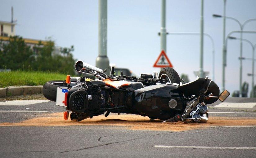 Wat te doen bij het zien van een motorongeval?