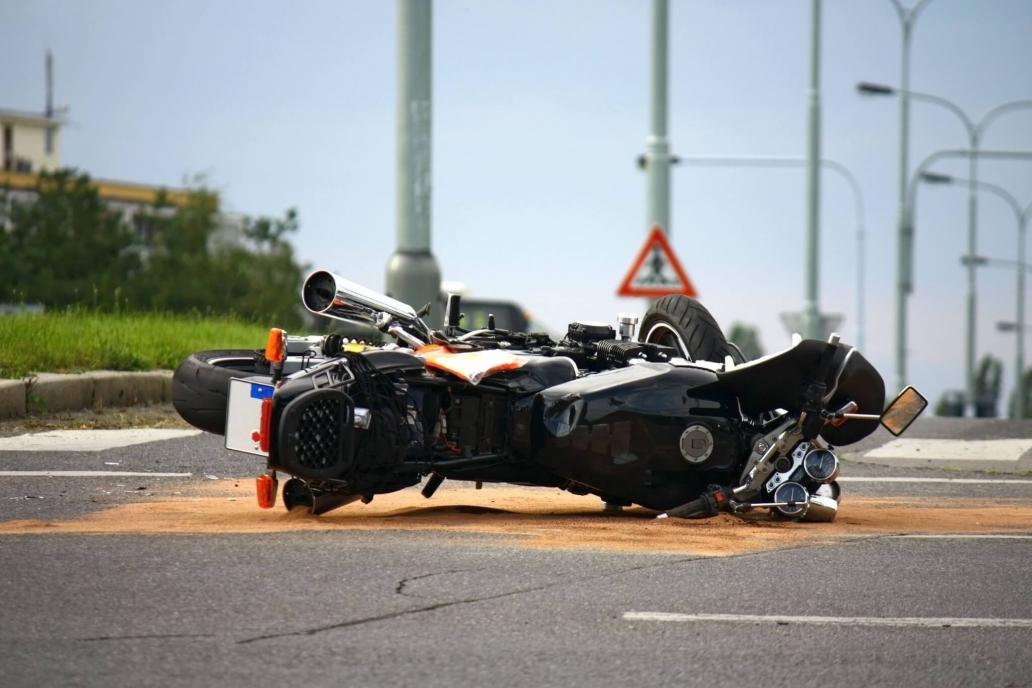Wat te doen bij een motorongeval?