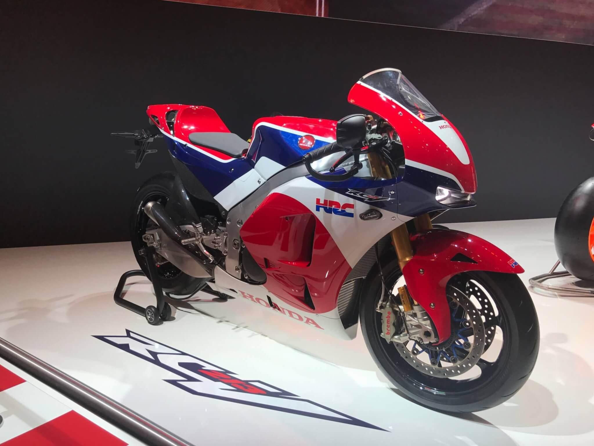 Honda RC213V-S 2017 1000cc