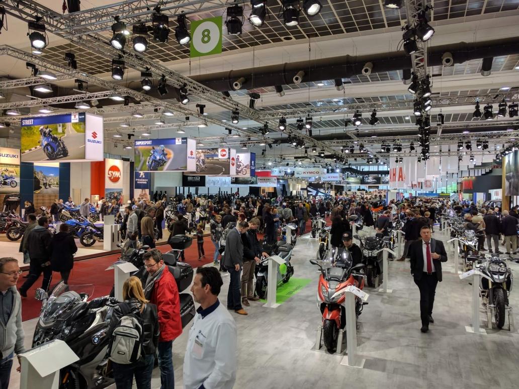 95ste Autosalon in Expo Brussel 2017