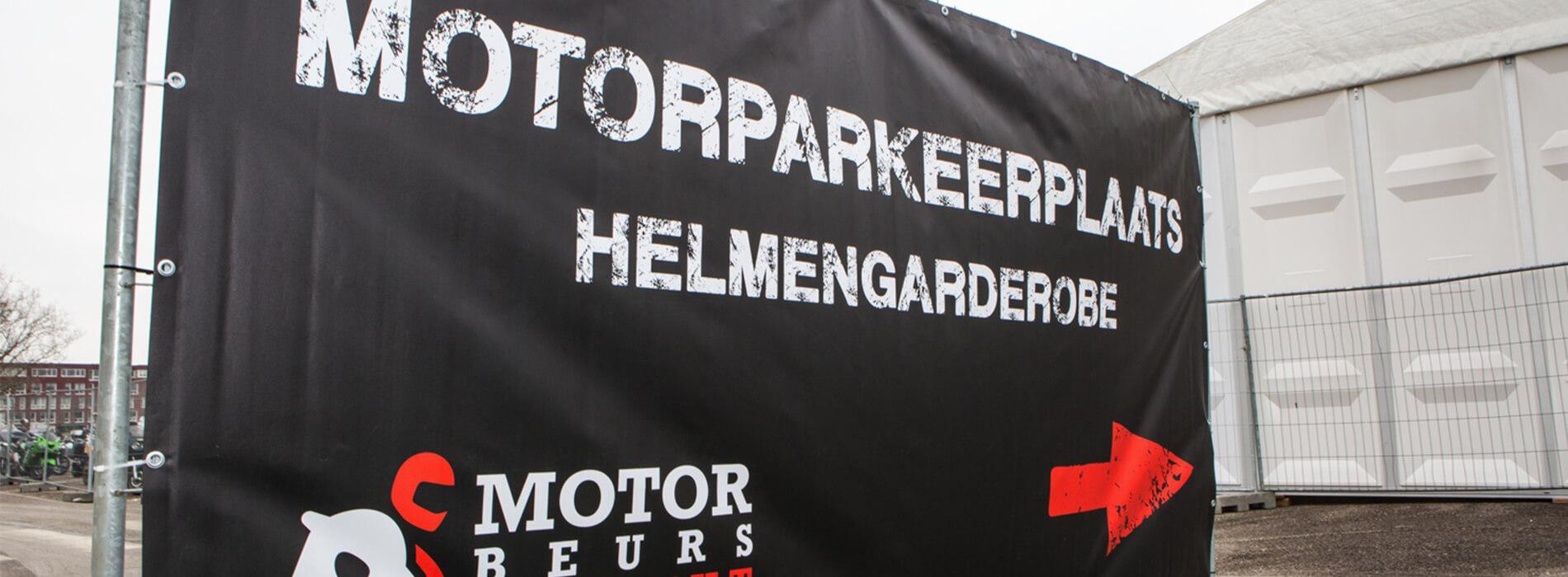 Motorbeurs Utrecht parkeren