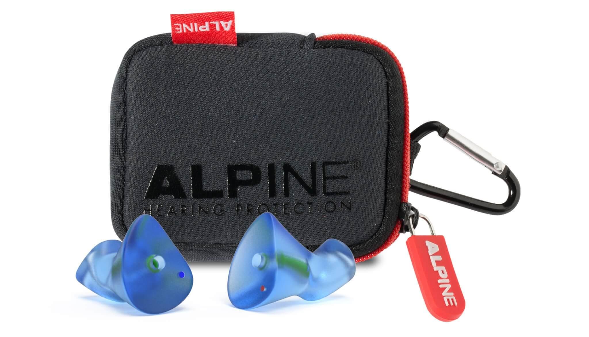 Alpine Motosafe Custom motor oordoppen
