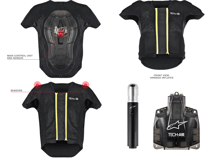 Alpinestars tech air dealer