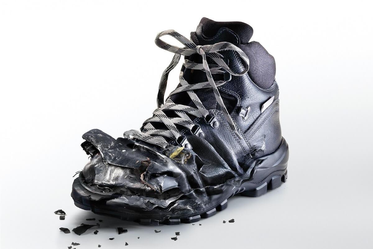 Motorschoenen minder veilig dan normale schoenen