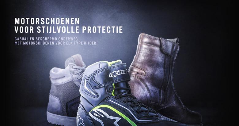 hoe veilig zijn motorschoenen