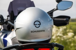 Schuberth C4 rijtest review motorkledingcenter