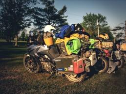 motorvakantie checklist motorreizen meenemen