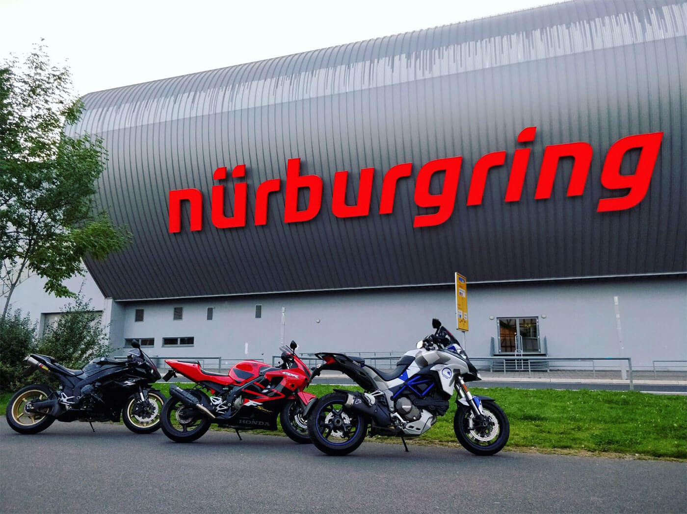 Nürburgring center