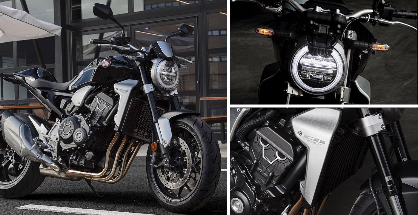 Honda CB1000R motoren 2018