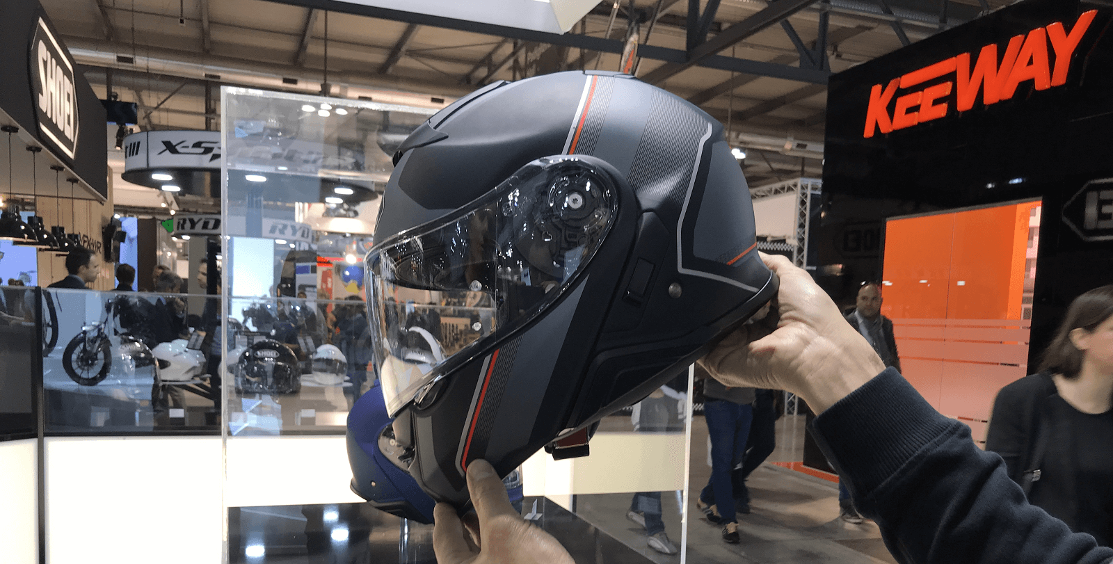 shoei neotec 2 systeemhelm 2018