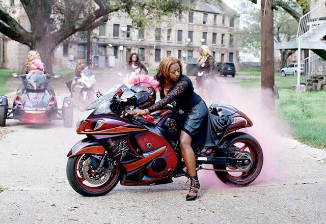 motor outfit dames