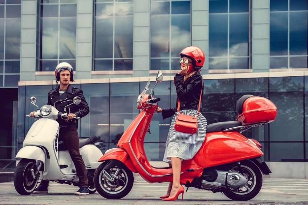 tips bij het kiezen van een scooterhelm