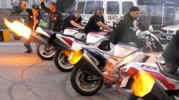 Gehoorschade door motorrijden
