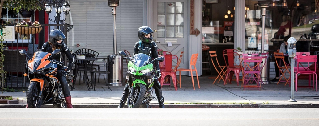 motorclubs voor vrouwen