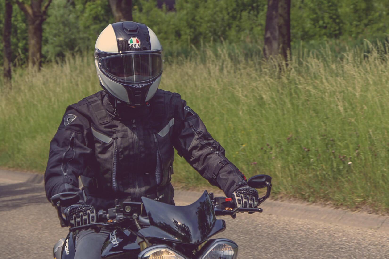 AGV Sportmodular stilste helm