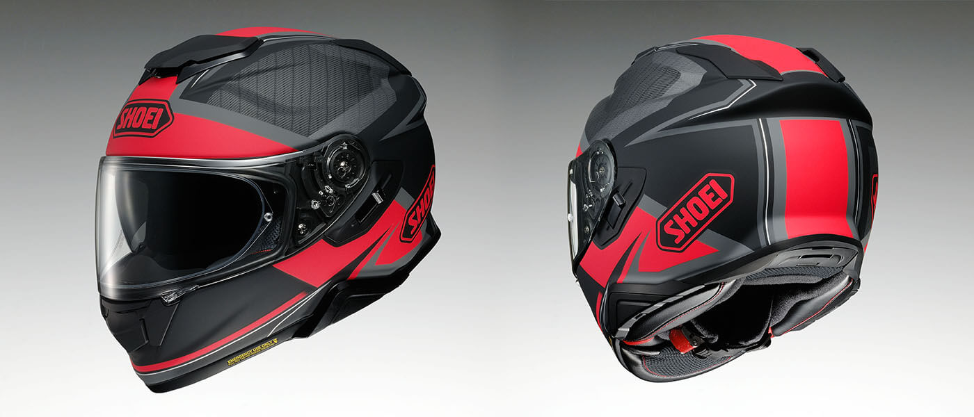 Shoei GT-Air II Affair motorhelm