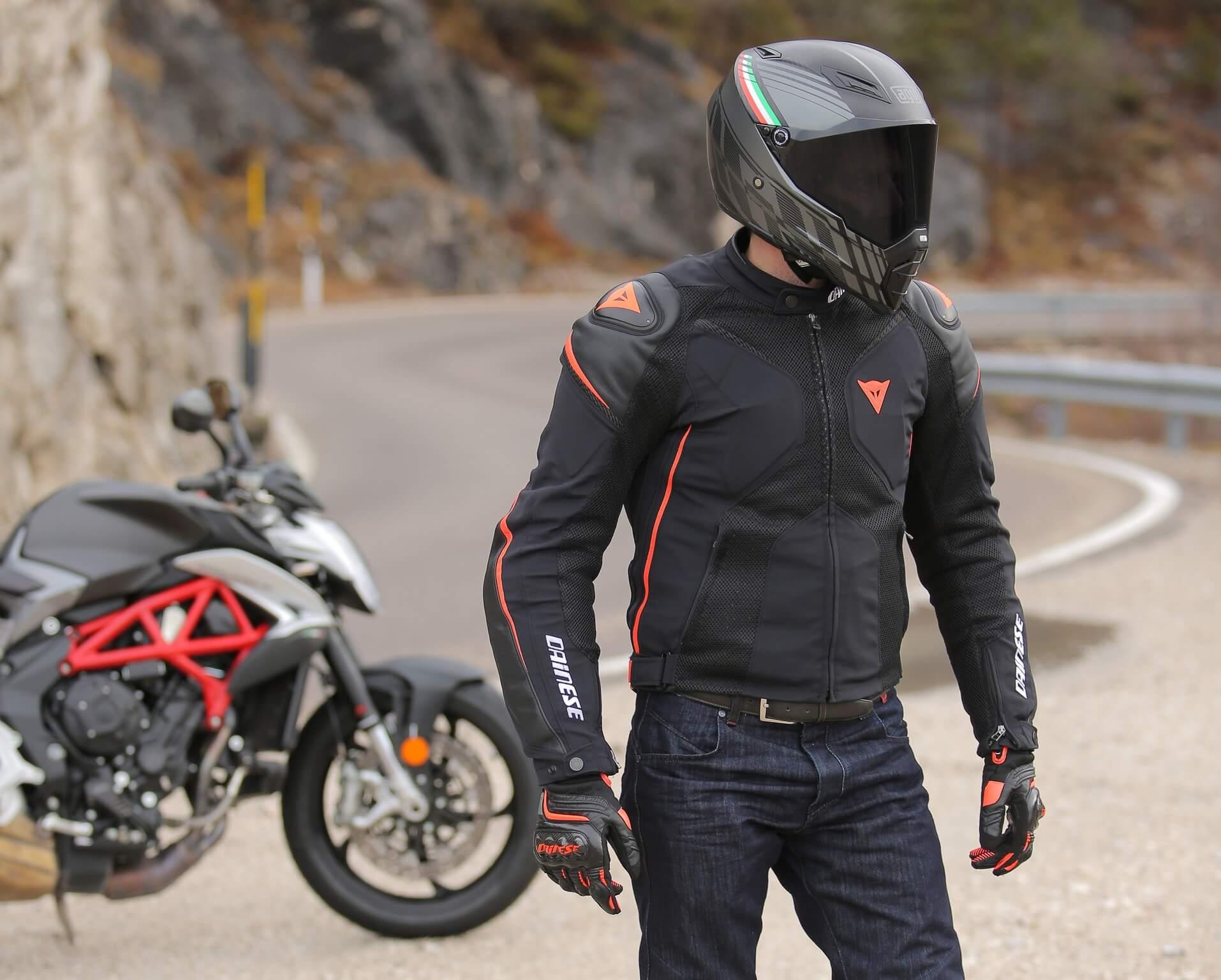 Dainese Super Rider D-Dry doorwaai motorjas