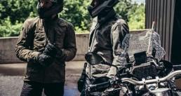 Waterdichte motorkleding wat betekent het