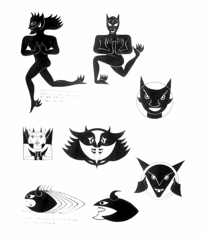 Concepten van het Dainese logo