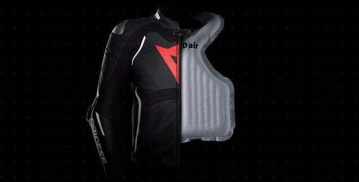 Dainese D-Air airbag