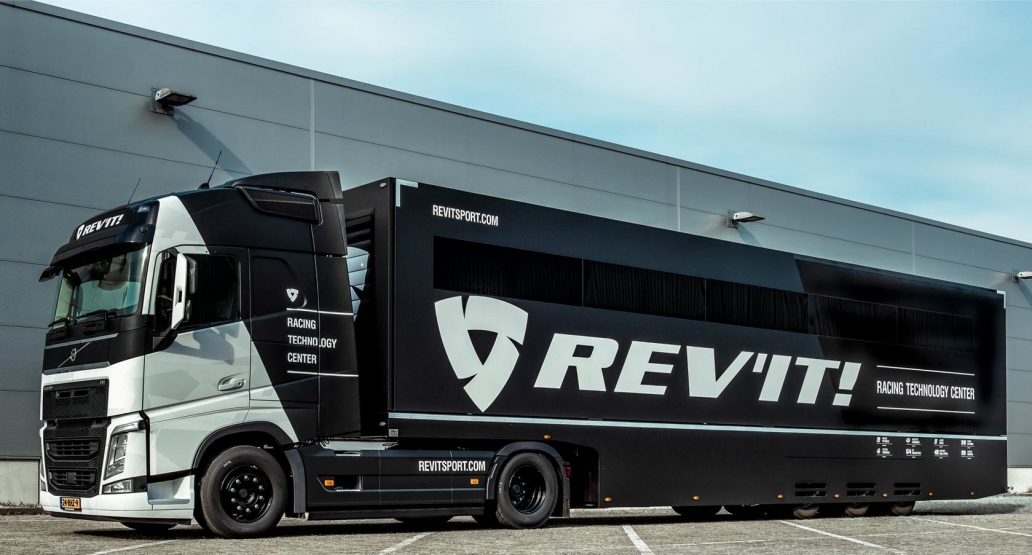 REV'IT! Racing technology Center