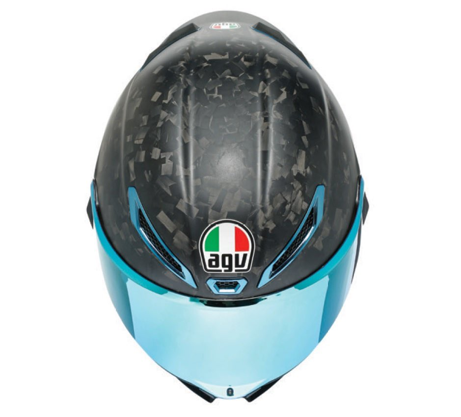 AGV Pista GP RR Futuro