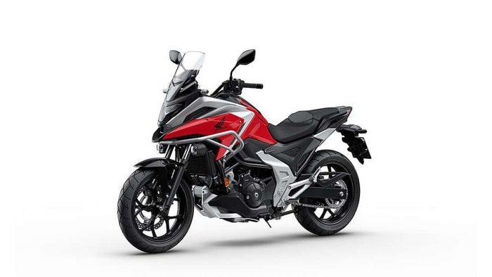 2021 uitvoering Honda NC750X