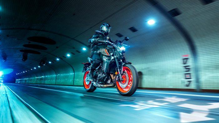 Nieuwe Yamaha MT-09 2021