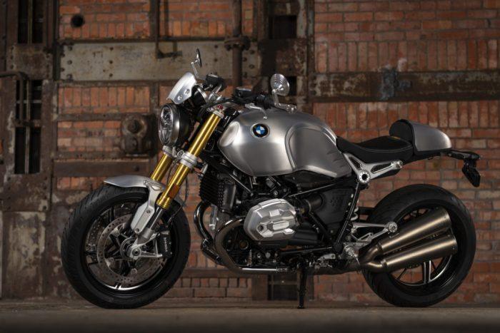 Nieuwe motoren 2021 - BMW R nine T