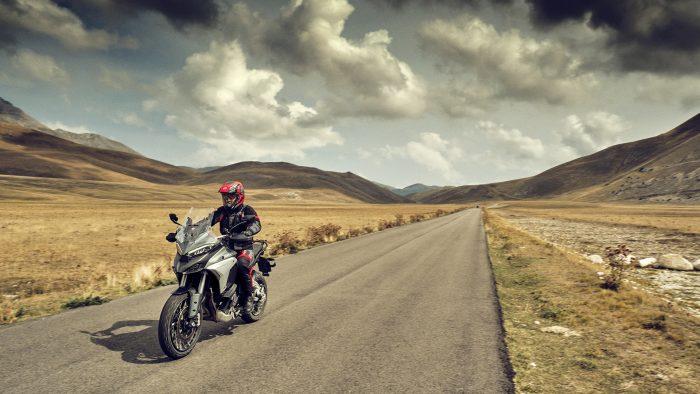 Ducati Multistrada v4 nieuw model 2021