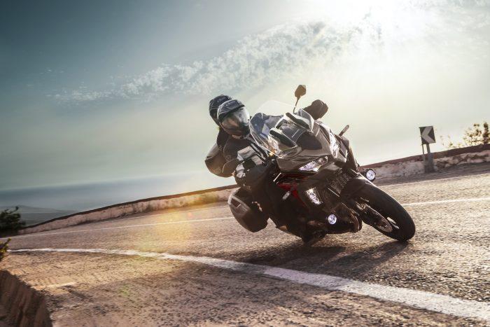 motor Kawasaki Versys 1000S 2021