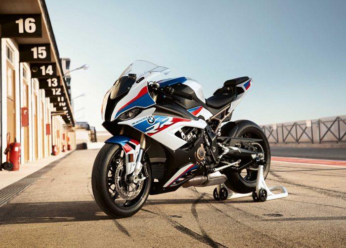 2021 BMW M 1000 RR motor