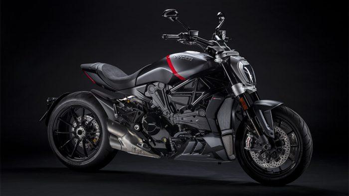 Nieuwe motoren 2021 - Ducati 2021 XDiavel