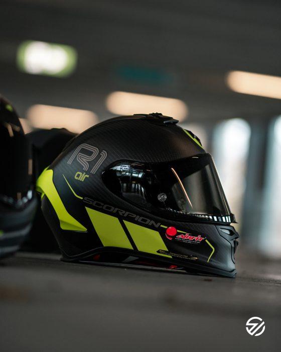 Nieuwe scorpion helmen collectie 2021