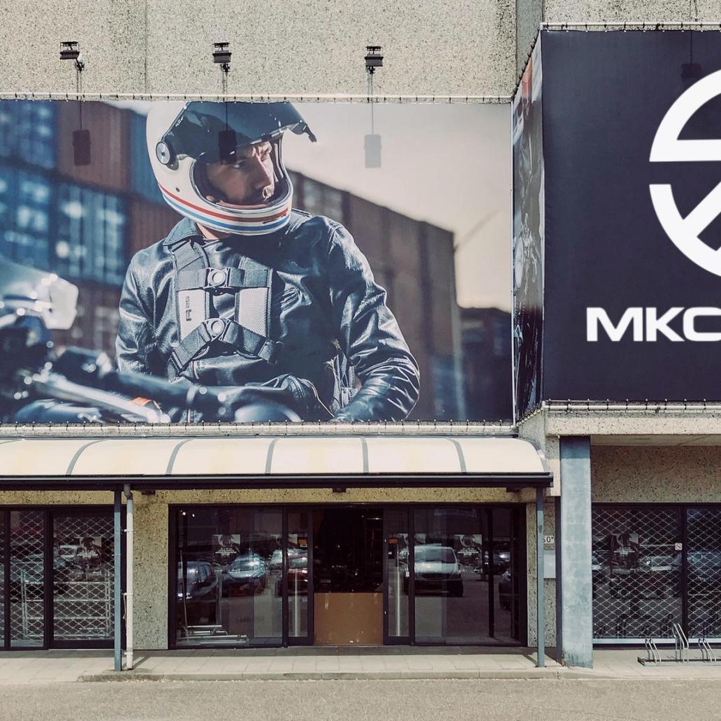 Motorkledingcenter naar MKC Moto