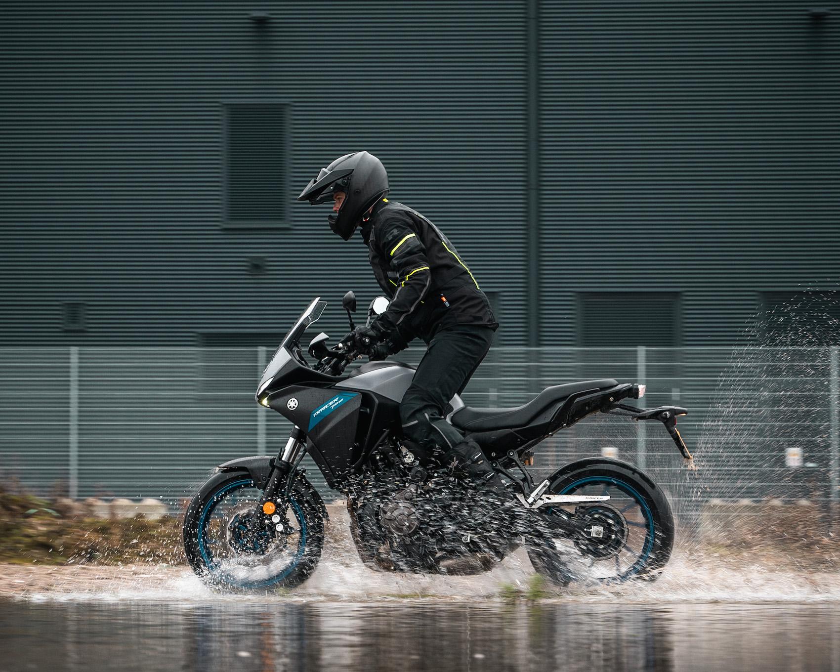 Gelamineerde motorkleding Richa Atlantic
