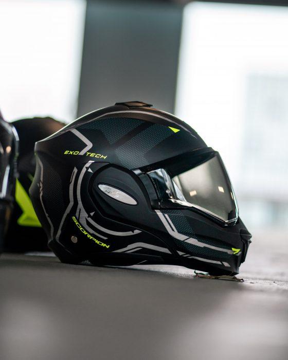 Scorpion EXO-Tech goedkope motorhelm
