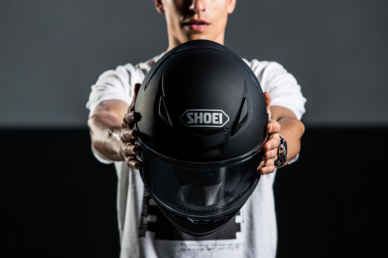 Shoei NXR2 motorhelm