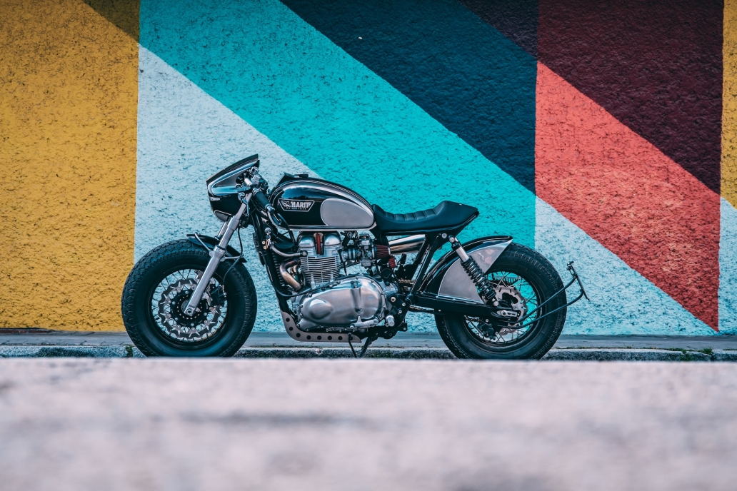 Tamarit Motorcycles Gotham MotoShare