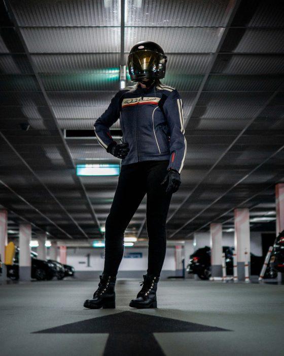 Dames motorjeans - top 2021 - dames kevlar jeans